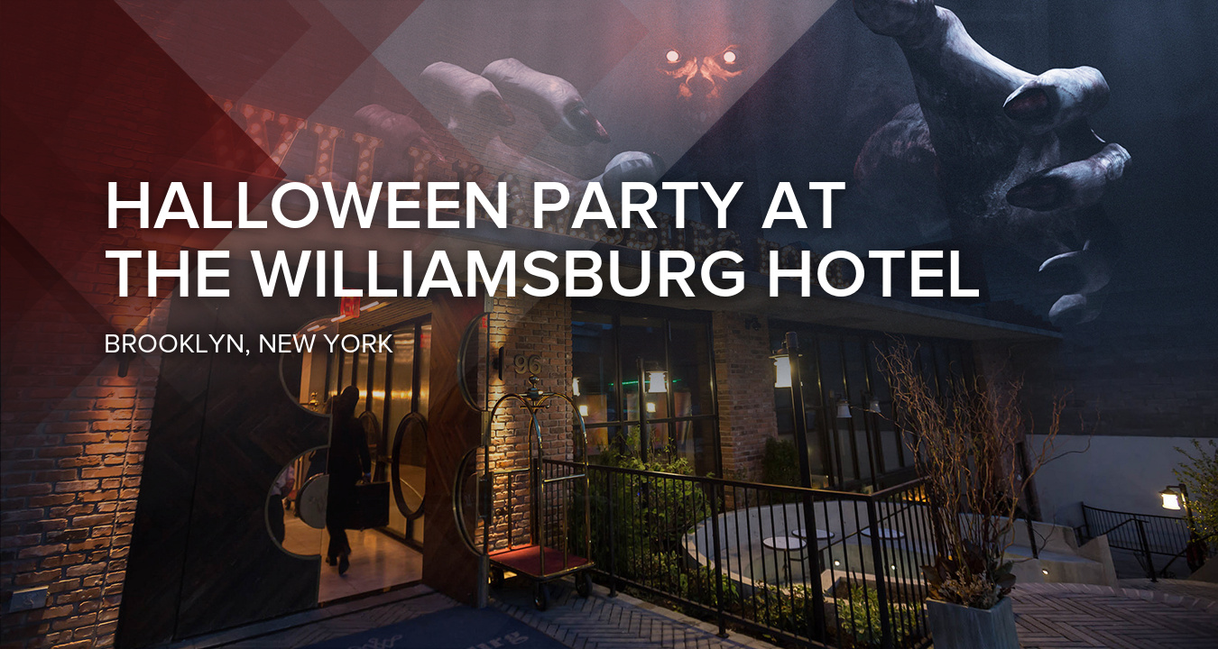 Halloween Party at the Williamsburg Hotel