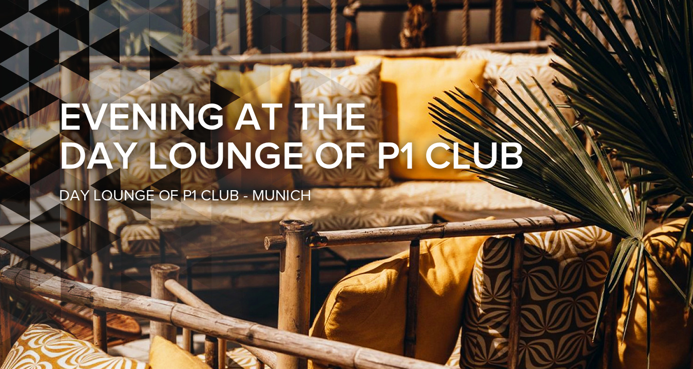 Evening at the Day Lounge of P1 Club