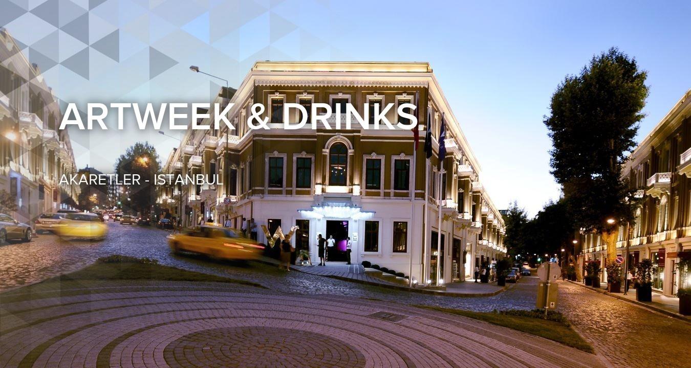 Artweek & Drinks