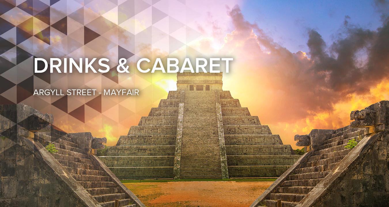 Drinks & Cabaret at Inca