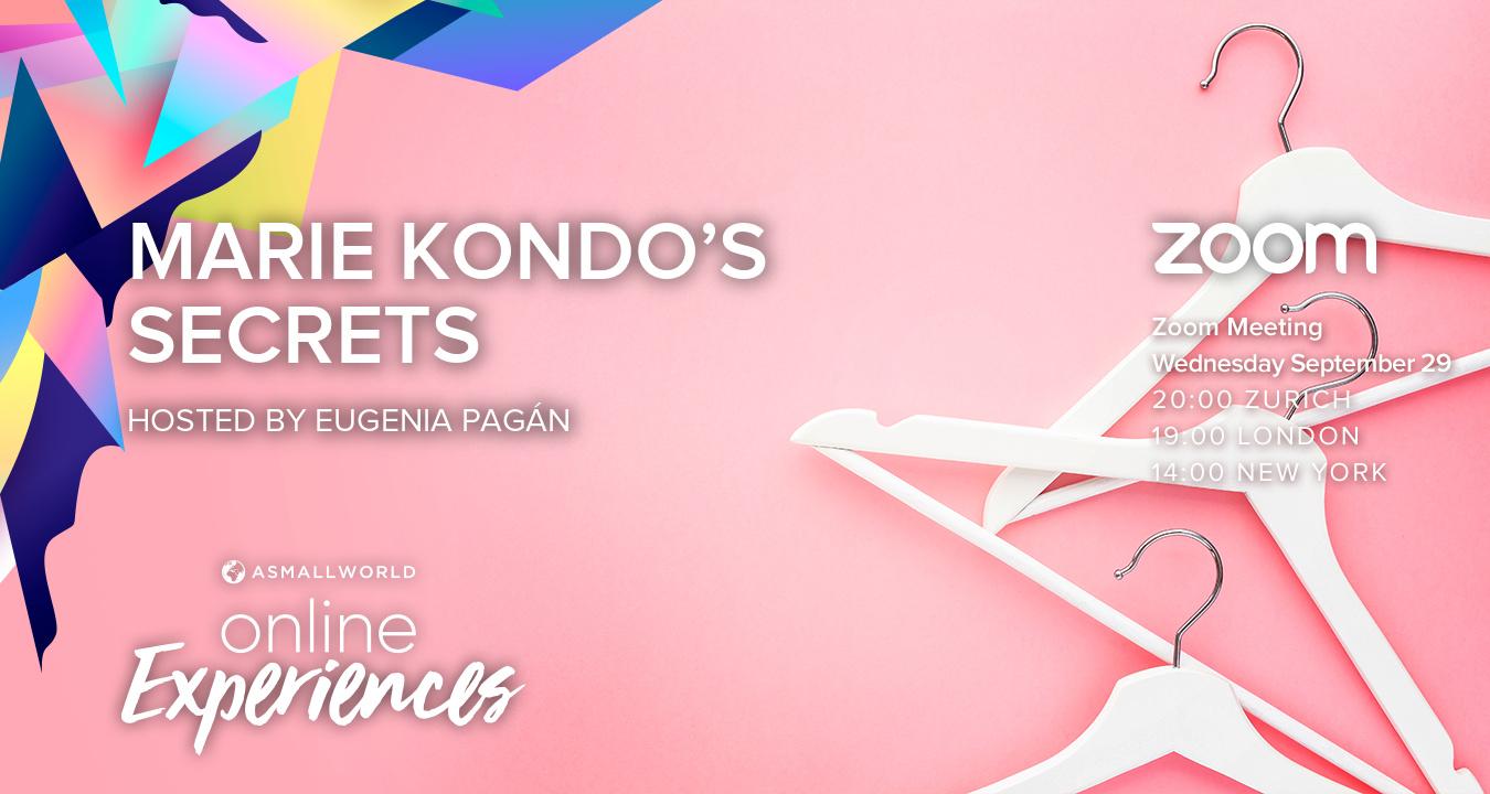 Marie Kondo's Secrets