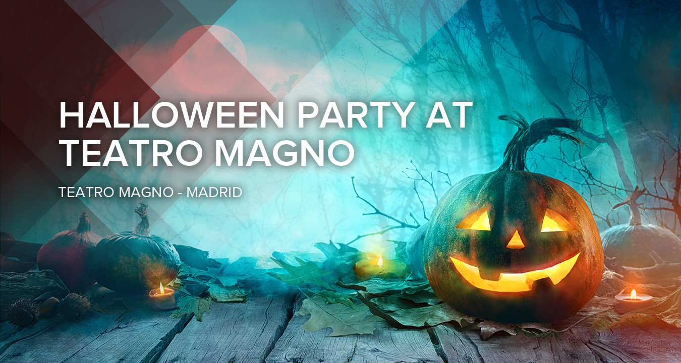 Halloween Party at Teatro Magno